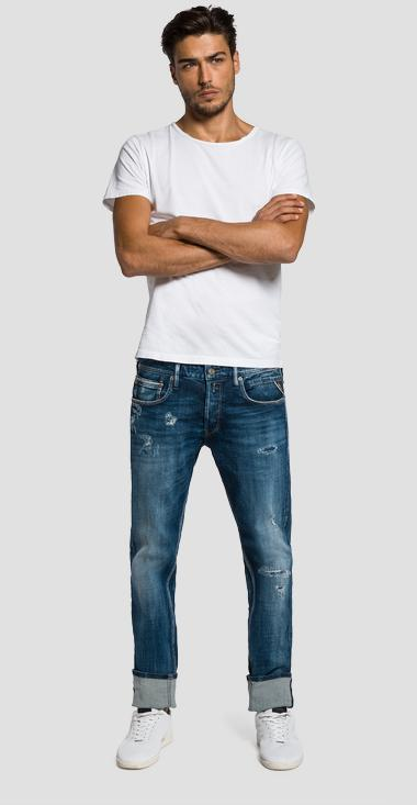 Ronas slim-fit jeans - Replay MA946_000_17B936R_009_1