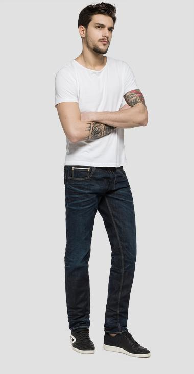 Ronas slim-fit jeans - Replay MA946_000_32A-810_007_1