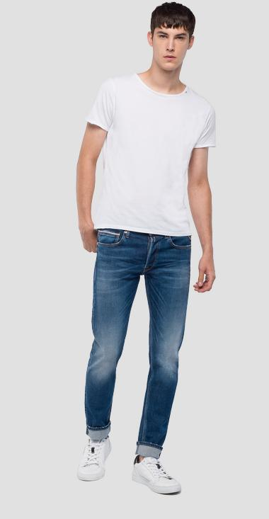 Slim fit Ronas jeans - Replay MA946_000_93C-448_009_1