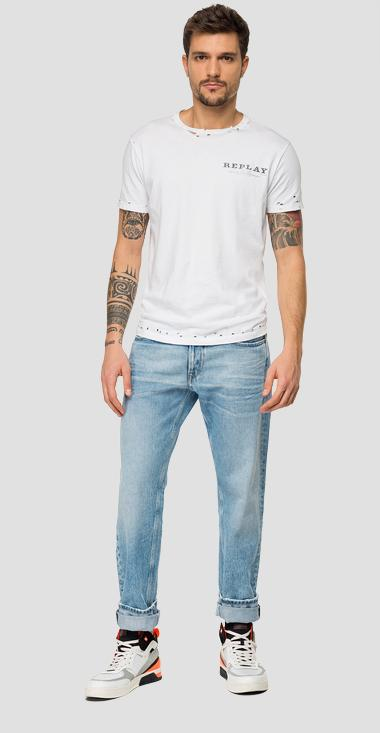 Straight fit Grover jeans - Replay MA972E_000_108-650_010_1