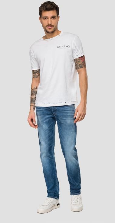 Straight fit Grover jeans - Replay MA972E_000_83C-651_009_1