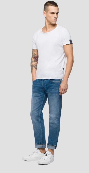 Straight fit Grover jeans - Replay MA972_000_101-454_009_1