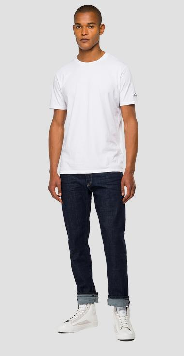 Straight fit Aged Eco 0 Years Grover jeans - Replay MA972_000_141-900_007_1