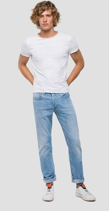 Straight fit Grover jeans - Replay MA972_000_174-410_011_1