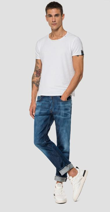 Straight fit Grover jeans - Replay MA972_000_267-644_007_1