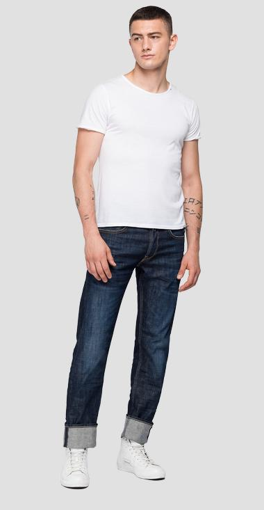 Straight fit Grover jeans - Replay MA972_000_285-780_007_1