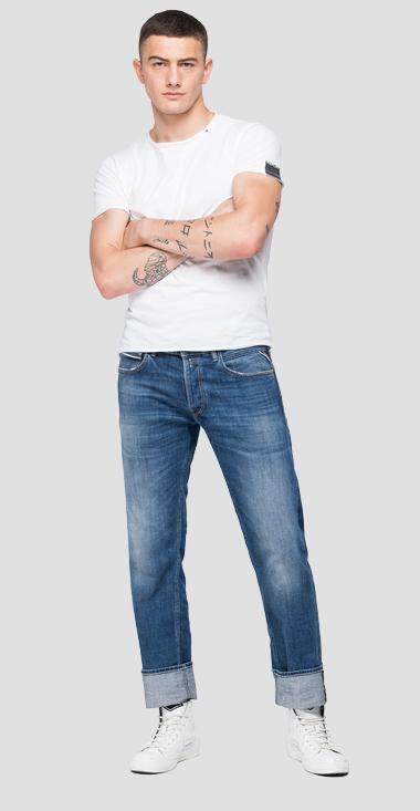 Straight fit Grover jeans - Replay MA972_000_285-784_009_1