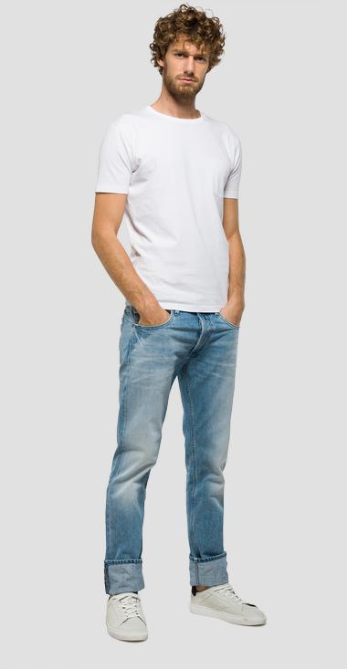 Grover straight-fit jeans - Replay MA972_000_34C-980_010_1