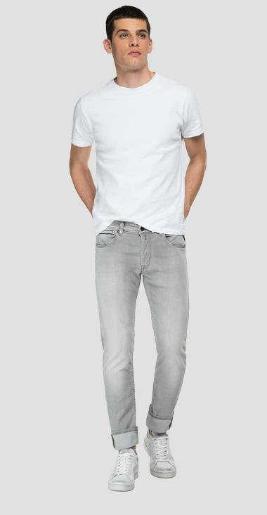 Straight fit X.L.I.T.E.+ Grover jeans - Replay MA972_000_437-980_095_1