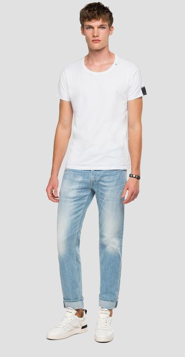 Straight fit Grover jeans - Replay MA972_000_573-664_010_1