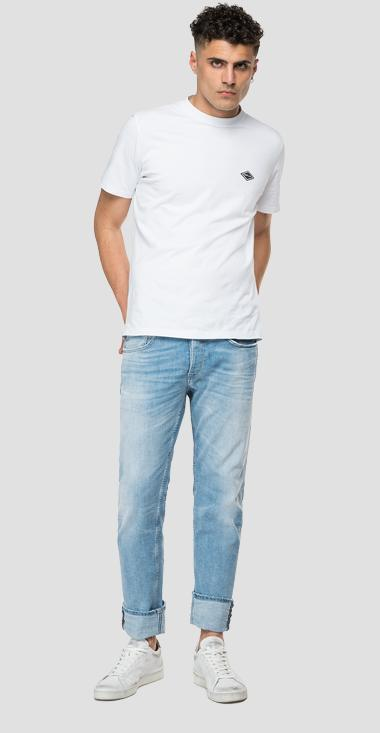 Straight fit 573 BIO Grover jeans - Replay MA972_000_573-954_010_1