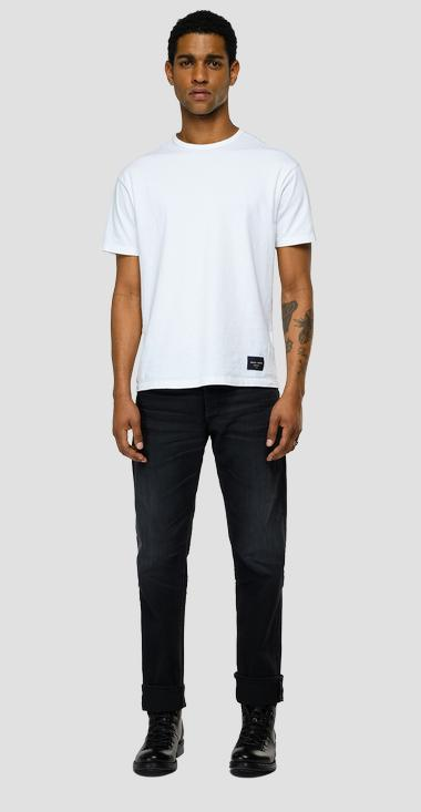 Straight fit 573 BIO Grover jeans - Replay MA972_000_573B956_098_1