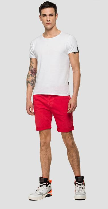 Tapered Fit Bermudashorts RBJ901 - Replay MA981B_000_8005237_555_1