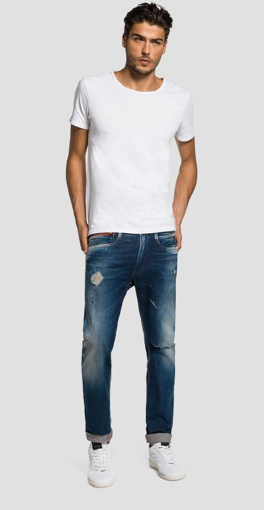 Anbass slim-fit jeans - Replay MB914_000_21A-917_007_1