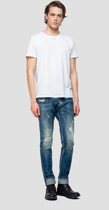 Skinny Fit Jeans Jondrill Maestro - Replay MB931G_000_245-M45_009_1