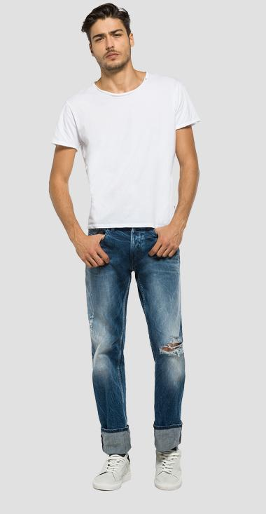 Newbill comfort-fit jeans - Replay MBA955_000_419-946_009_1