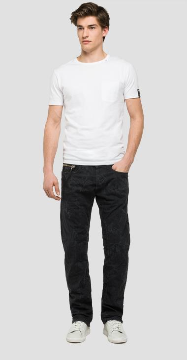 Newbill comfort-fit jeans - Replay MBA955_000_8005218_098_1