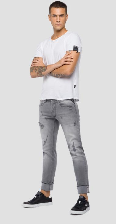 Slim fit Ronas jeans - Replay MCA946_000_109-471_009_1