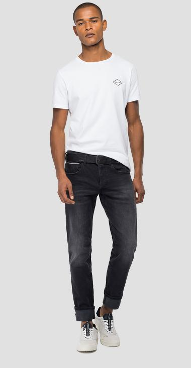 Slim fit Selvedge Bio Ronas jeans - Replay MCA946_000_109-876_097_1