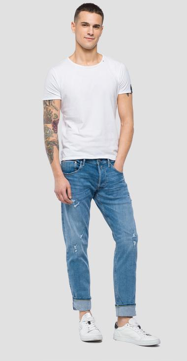Slim fit Ronas jeans - Replay MCA946_000_121-473_010_1