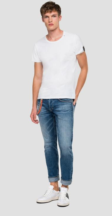 Jean coupe slim Ronas Selvedge - Replay MCA946_000_253-625_009_1