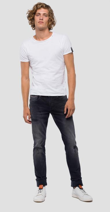 Straight fit Grover jeans - Replay MCA972_000_109-417_007_1
