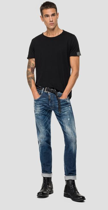 Slim fit Anbass Maestro jeans - Replay ME914E_000_227-M62_007_1