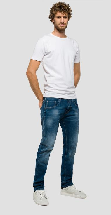 Numasig tapered-fit jeans - Replay MR919_000_23C-930_009_1
