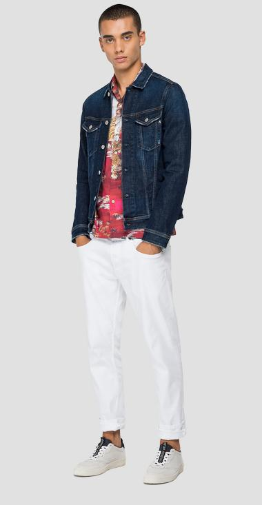 REPLAY denim jacket - Replay MV842J_000_425-893_007_1