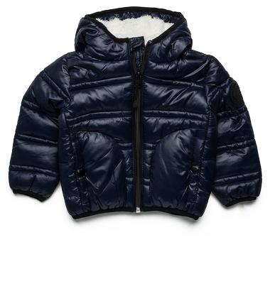 Boys' shiny jacket- REPLAY&SONS PB8103_050_80874S_714_1