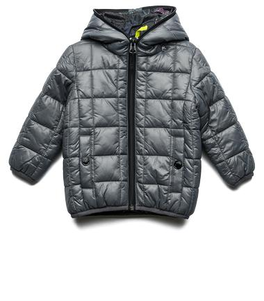 Boys' quilted jacket- REPLAY&SONS PB8104_050_80874S_496_1