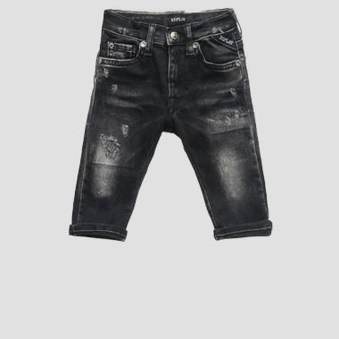 Five-pocket jeans- REPLAY&SONS PB9012_050_15D-811_001_1