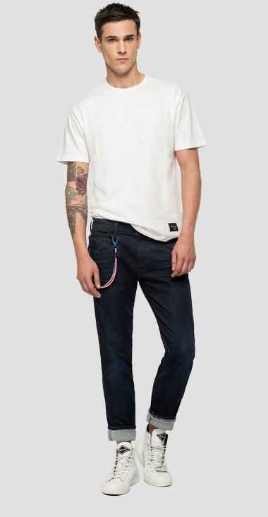 Replay PSG Anbass Hyperflex Bio slim-fit jeans - Replay PSG914_000_661-G71_007_1