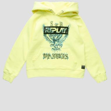 REPLAY MASTERS sweatshirt- REPLAY&SONS SB2420_053_20372G_343_1