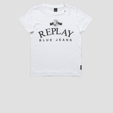 REPLAY BLUE JEANS t-shirt- REPLAY&SONS SB7308_096_20994_001_1