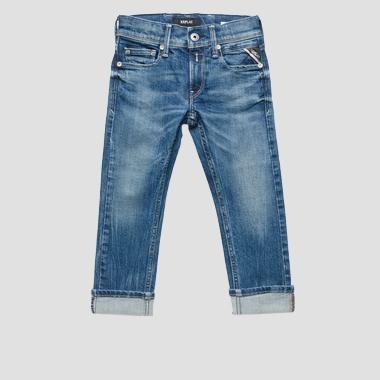 Regular slim fit jeans- REPLAY&SONS SB9328_063_573-308_001_1
