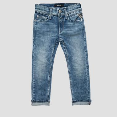 Regular fit jeans- REPLAY&SONS SB9328_064_573-706_001_1