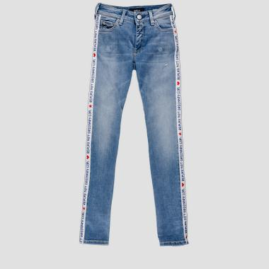 Skinny fit Not Ordinary Girl jeans- REPLAY&SONS SG9208_096_225-830_001_1