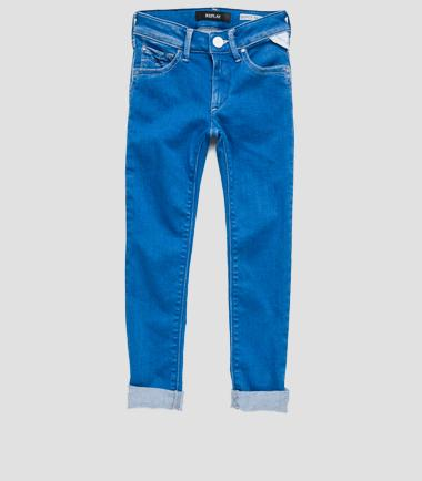 Girls' skinny-fit jeans- REPLAY&SONS SG9241_051_31C-356_001_1