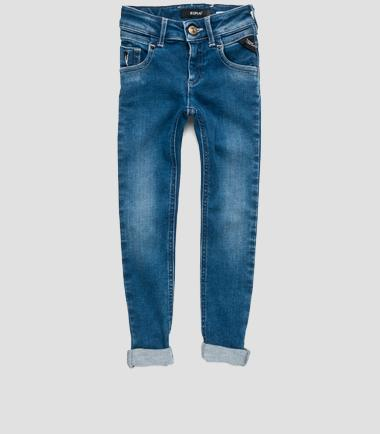 Girls' stretch skinny-fit jeans- REPLAY&SONS SG9257_051_45C-335_001_1