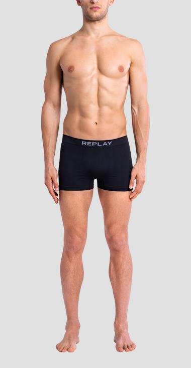 Set of two 4-way stretch boxer briefs - Replay TM112_000_I101112_N126_1