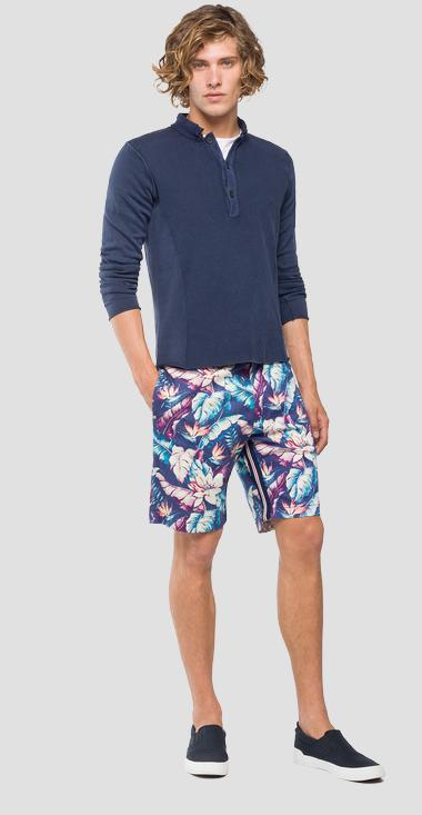 Jersey con efecto tridimensional - Replay UK4106_000_G21280G_085_1