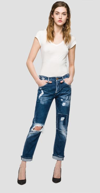 We are Replay Azelia boyfriend jeans - We are Replay VD1242_000_V21AG86_001_1