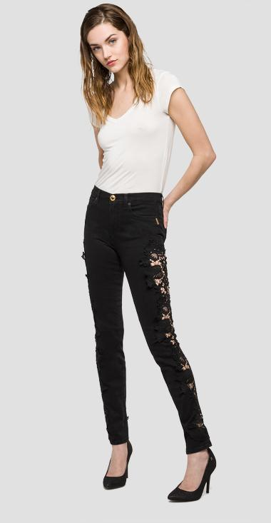 We are Replay Isah skinny fit jeans - We are Replay VD1259_000_V437G92_001_1