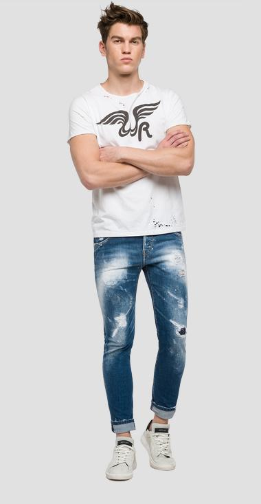 We are Replay Evaristo slim fit jeans - We are Replay VU1723_000_V21AG79_001_1