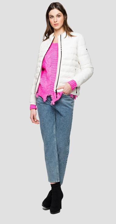 Recycled Nylon light jacket - Replay W7496A_000_83806_012_1