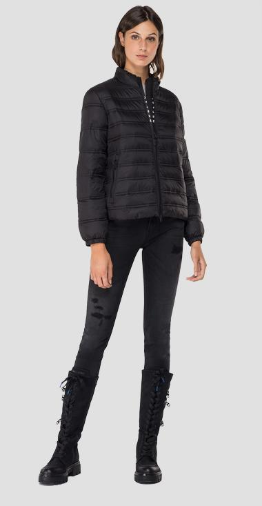 Recycled Nylon light jacket - Replay W7496A_000_83806_098_1