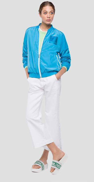 Technical jacket with REPLAY patch - Replay W7504_000_83320_793_1