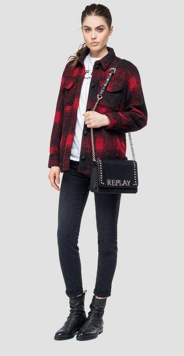 Jacket with shirt cut - Replay W7536_000_52202_010_1