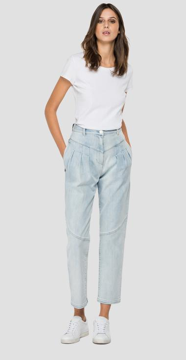 REPLAY BLUE JEANS stretch jeans - Replay W8556_000_455-859_010_1